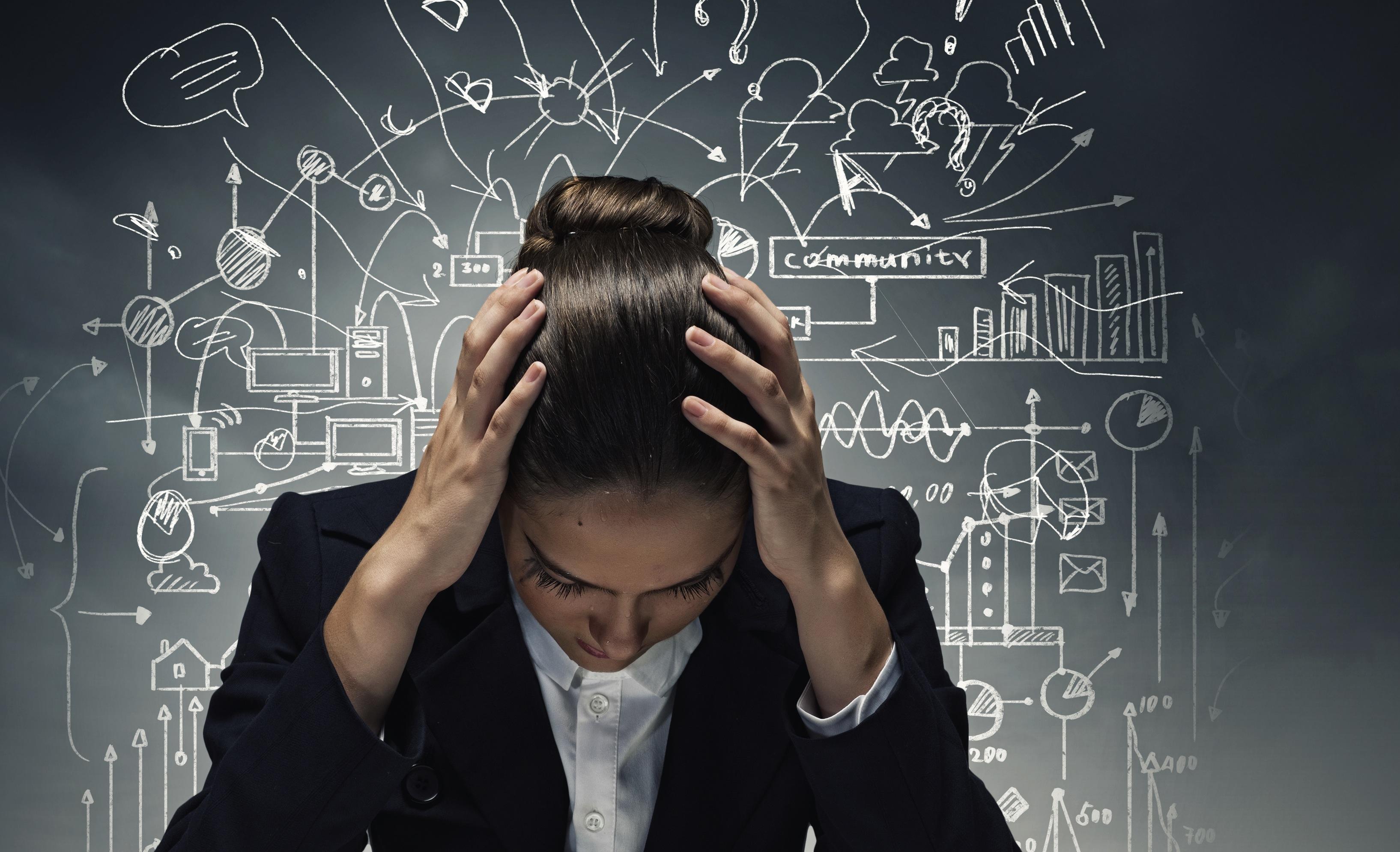 La gestion du stress en entreprise le bien tre au travail for Stress travail